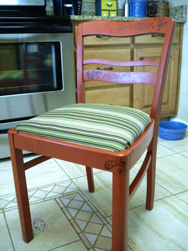 Presto-Chango Chair