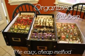 ribbon_organized
