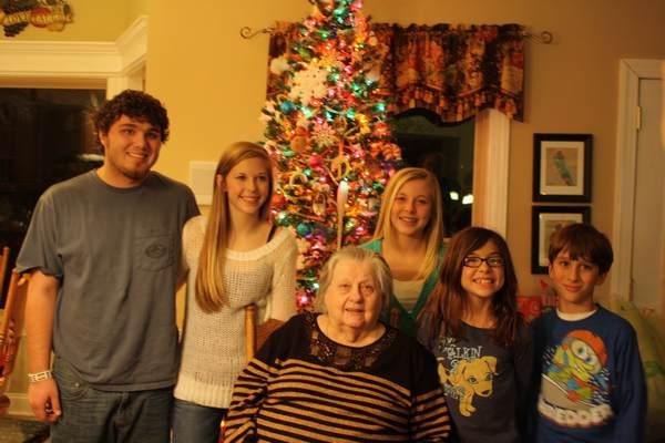 Christmas at Mimi's