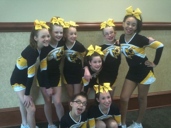 Cheer competition Sevierville