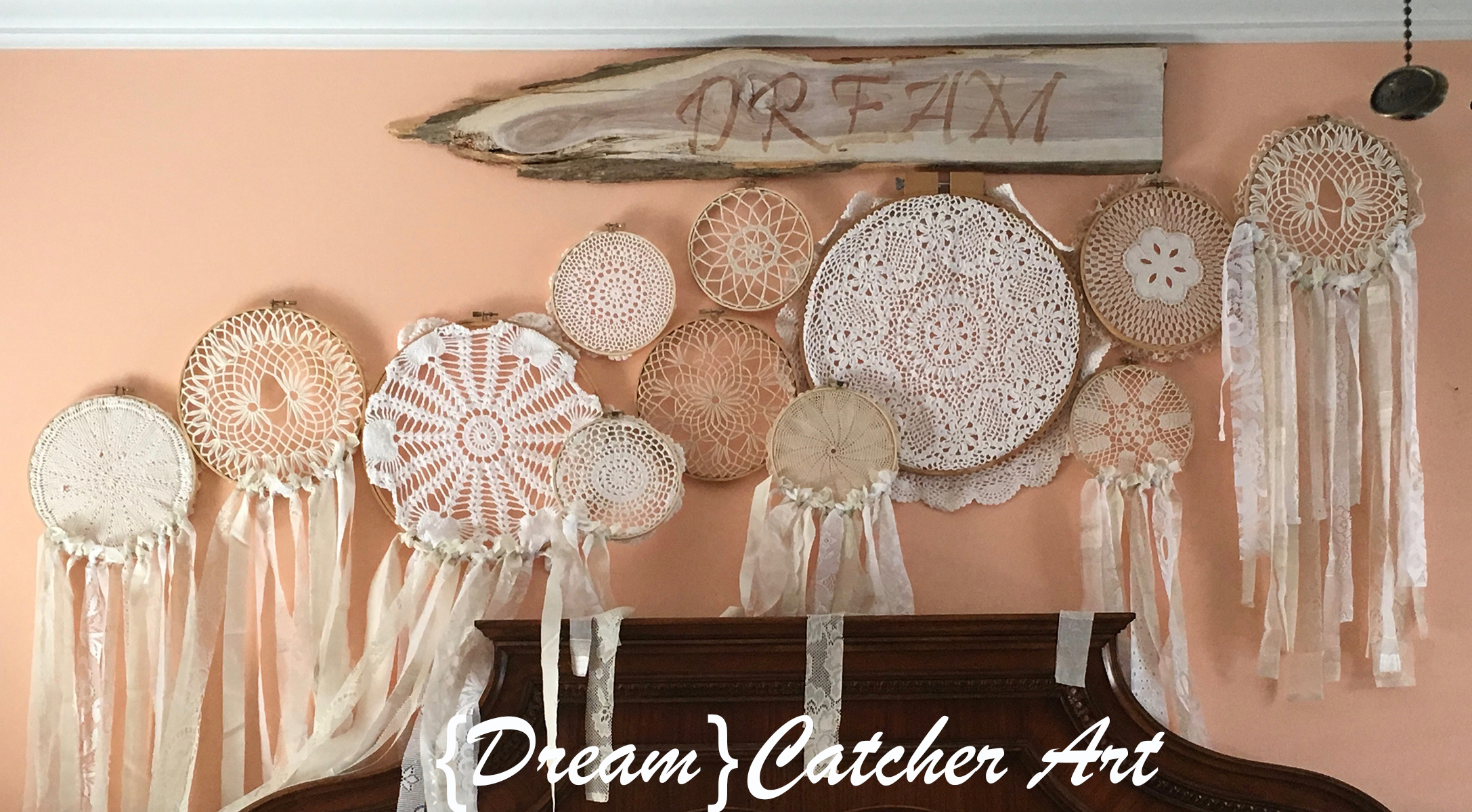 {Dream}catcher Art