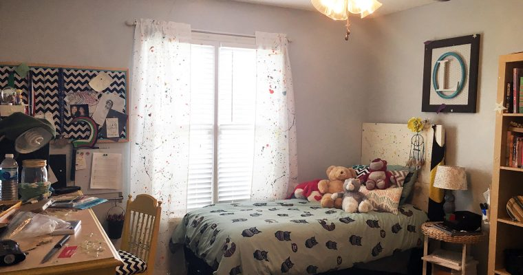 Color Change – Lael's room (again)
